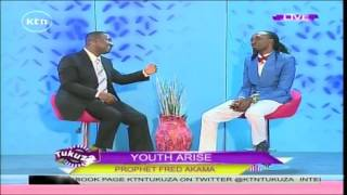 Tukuza: Sermon with Pastor Fred Akama, 24th October 2016 Part 1