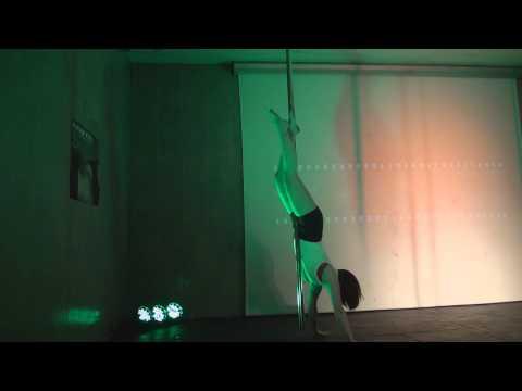 Edinburgh Pole Competition- Dance Nine- Full Dance