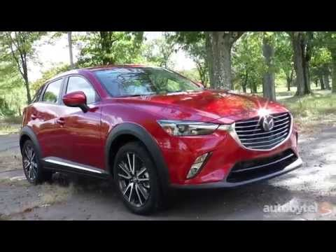 2016 Mazda CX-3 Video Review