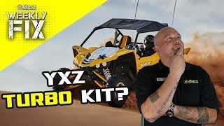 10. RUMOR: Is Yamaha Releasing a Bolt-On Turbo Kit For The YXZ 1000R? New Fox Racing MY18 Gear, & More!