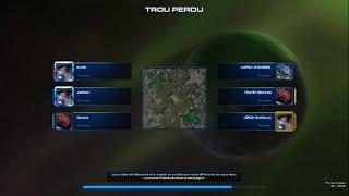 StarCraft II - Lotv 3v3 - Trou Perdu - (Ladder-Zerg) #3.