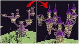 Let's Transform a Minecraft END CITY