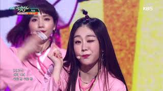 Download Lagu 뮤직뱅크 Music Bank - Aya - 러블리즈 (Aya - LOVELYZ).20180518 Mp3