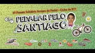 5º Passeio Solidário - Amigos do Pedal - Clube BTT