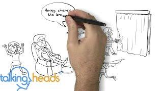 Whiteboard Explainer Video - Budget Blinds