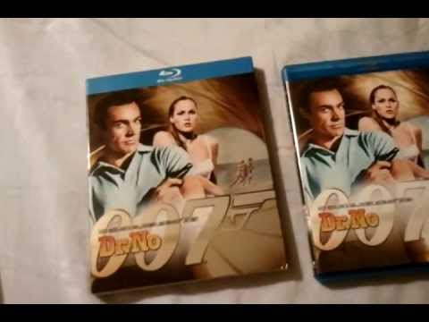 Dr. No (1962) - Blu Ray Review And Unboxing
