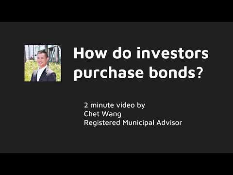 How Do Investors Purchase Bonds? - Keygent