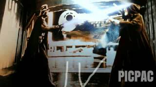 Star wars: all lightsaber duels I-vi                               #picpac #timelapse #stopmotion