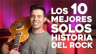 Los 10 mejores solos de guitarra de la historia | Guitarraviva (eléctrica)