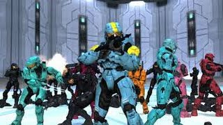 Angel With A Shotgun - Red vs Blue