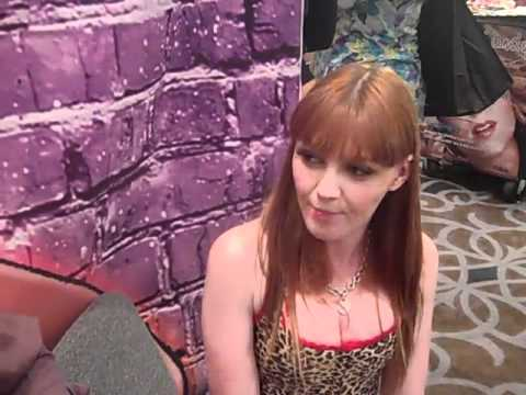 Marie McCray AVN Interview 2012