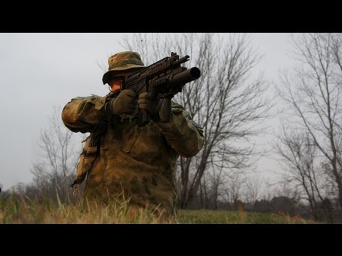 Rifle - This seven minute action packed HD video montage, Showcase's the DSA line of weapons: OSW line up. SPR'S, SA58PKP, R.P.D. Semi-Automatic Rifle, ZM-4 5.56mm R...