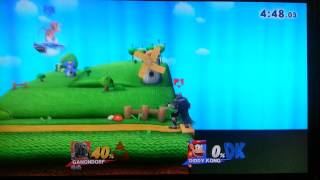 Ganon vs Diddy. Who needs tiers?
