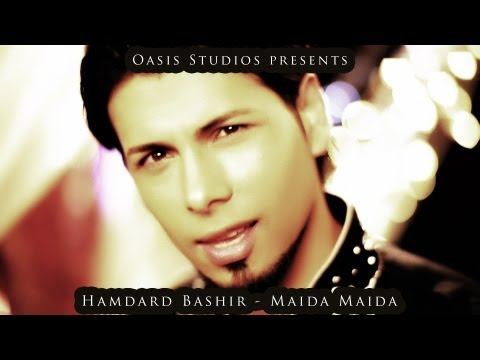 Hamdard Bashir – Maida Maida NEW AFGHAN SONG 2014