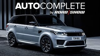 AutoComplete: The Range Rover Sport HST gets a turbo straight-six and mild hybrid system by Roadshow