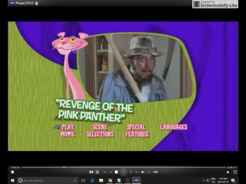 Opening/Closing to Revenge of the Pink Panther 2004/2005 DVD (REUPLOAD/REMAKE)