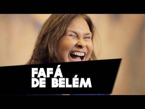 ASSISTA: Fafá de Belém fala trajetória musical e peitos
