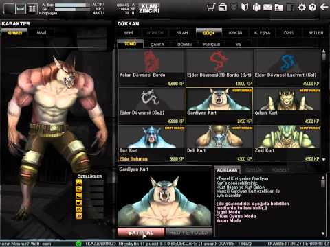 Wolfteam KinqSoylu Char Tanıtım Videosu