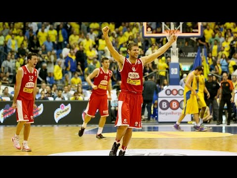 Nightly Notable: Cedevita ambushes champs