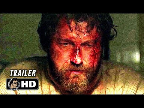THE VANISHING Trailer (2018) Gerard Butler Thriller Movie