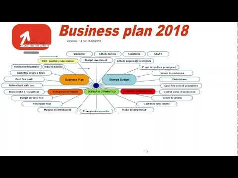 Software start-up Business Plan 2018