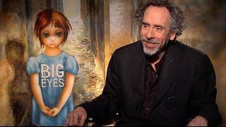Tim Burton Interview: Big Eyes