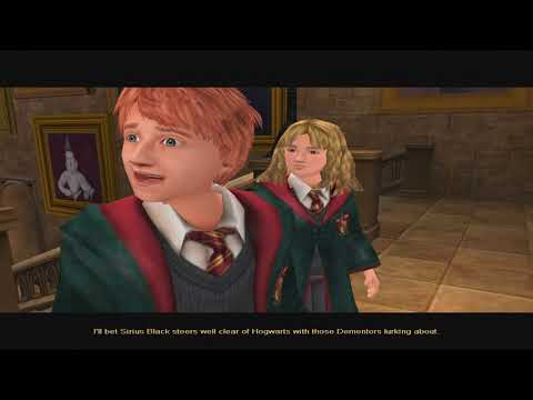 Harry Potter and the Prisoner of Azkaban Walkthrough - Part #3 - Fred and George's Shop
