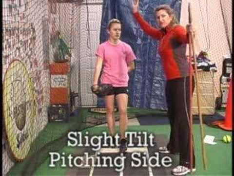 Fastpitch Pitching – Head and Upper Body Fundamentals