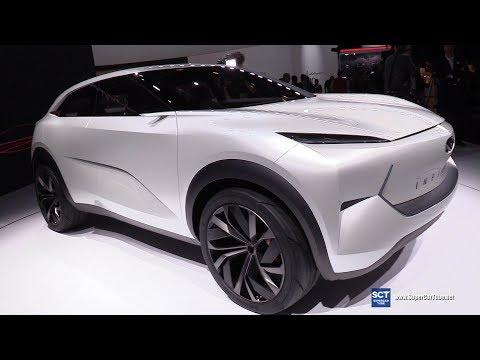 Infiniti QX Ispiration Concept - Exterior and Interior Walkaround - 2019 Detroit Auto Show