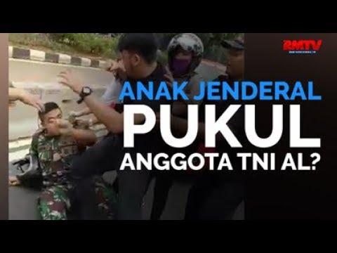 Anak Jenderal Pukul Anggota TNI AL?