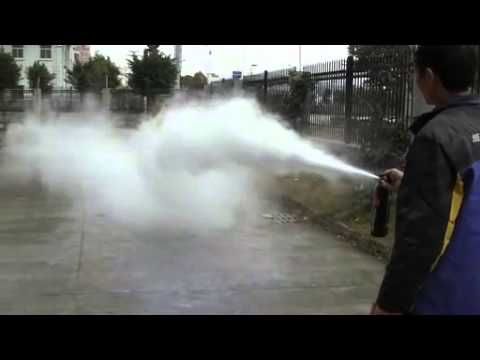 FlameFighter Beater Household & Automotive powder fire Extinguisher
