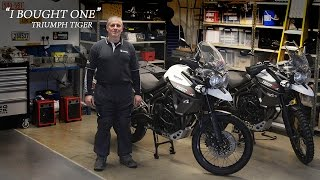 4. Triumph Tiger 800 XCx - I Bought One | Kevin Sanders