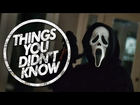 9 Things You Didn t Know About Scream
