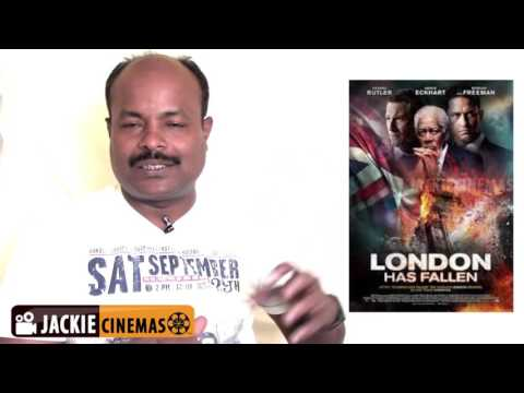 London Has Fallen 2016 Hollywood Action Thriller Movie Review In Tamil By #Jackiesekar | BabakNajafi