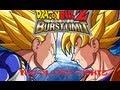Dragonball Z: Burst Limit ps3 : Vegeta Vs Goku