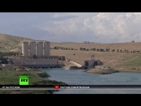 Мосул под угрозой затопления: разрушение дамбы может привести к гибели полутора миллионов человек (видео)