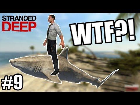 LÉTÁM NA ŽRALOKOVI!! (bug) - Stranded Deep #9