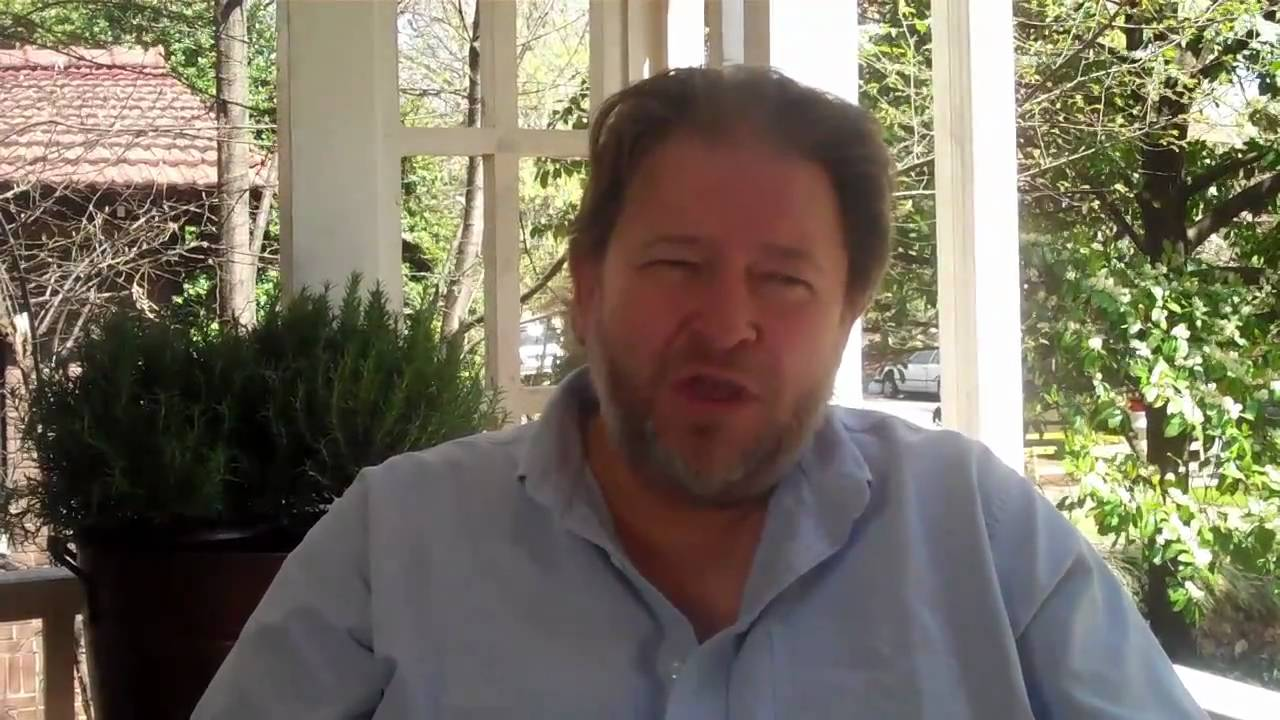 Rick Bragg's Advice for Writers
