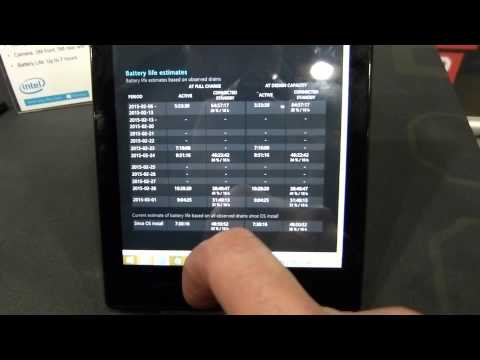 Lenovo Miix 300 Tablet Hands On [english]