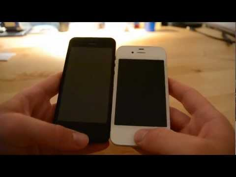 iphone 5 leak - Link to Flickr: http://www.flickr.com/photos/chrisbrownie91/sets/72157631355026752/ Hey everyone, I'm Chris. In this video I present an iPhone 5 prototype I ...