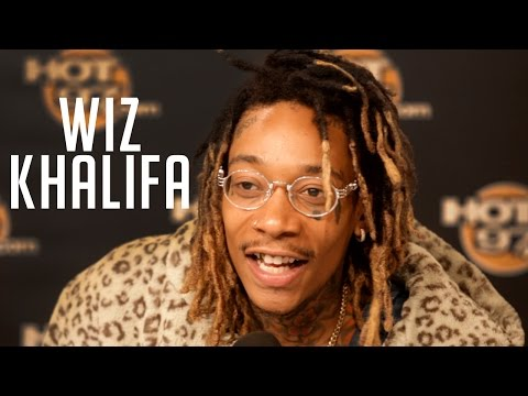 Wiz Khalifa Breaks Down Kanye's Apology, Current Relationship w/Amber Rose & New Album