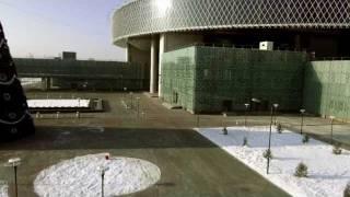 Дворец творчества школьников, Астана - Чудо архитектуры