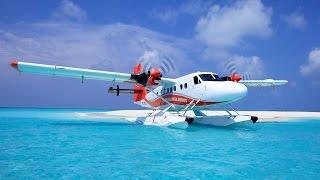 Video MOST BEAUTIFUL FLIGHT IN THE WORLD (Maldives seaplane transfer) MP3, 3GP, MP4, WEBM, AVI, FLV November 2018