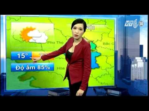 VTC14_Thời tiết Đô thị ngày 28.01.2014