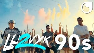 LU2VYK 90's music videos 2016 house