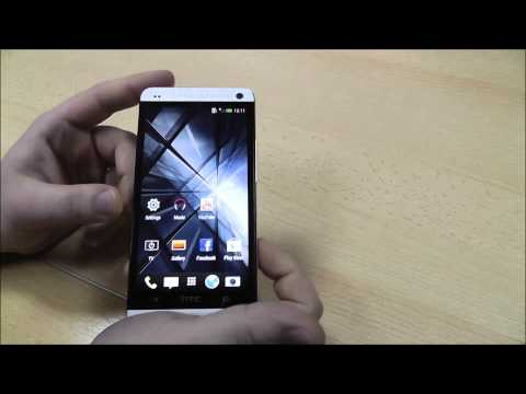 HTC One - video review