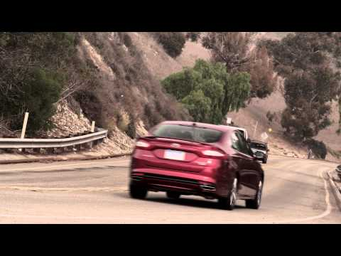 Drive - Mike Spinelli reviews the new 2014 Ford Fusion. Scored by all TEST/DRIVE hosts.