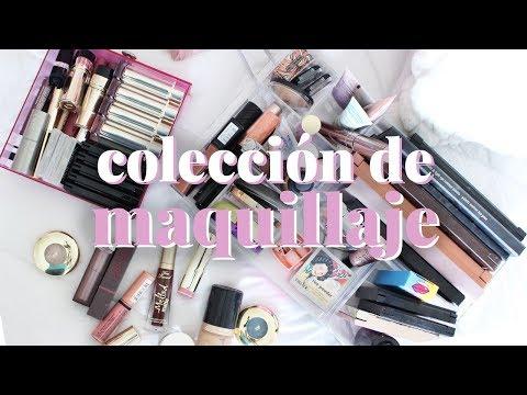 Cartas de amor - Mi Colección De Maquillaje Actualizada 2018  Fer Estrada