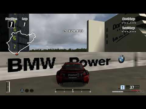 Gran Turismo 4 - Nurburgring GP Circuit PS2 Gameplay HD