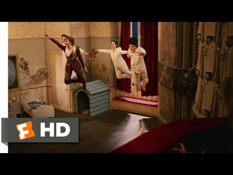 Finding Neverland (8/10) Movie CLIP - Second to the Right, and Straight on Till Morning (2004) HD